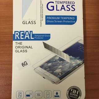 Brand New iPhone 6/6s Tempered Glass Screen Protector FRONT + BACK