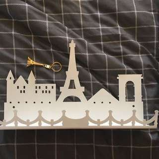 Eiffel Tower Holder + Free Keychain