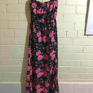 Tube Maxi Dress