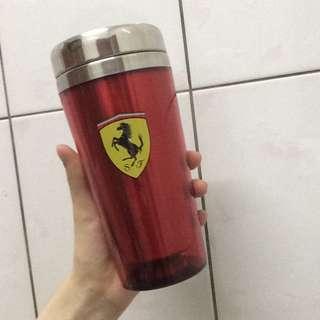 法拉利保溫杯