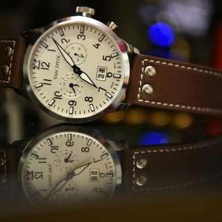 Van Speyk Pilot Watch