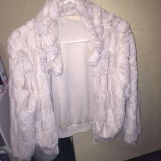 (Fake)Fur Jacket
