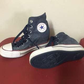 Converse High Top Platform Shoes