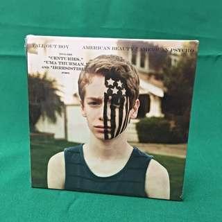 Fall Out Boy- American Beauty/ American Psycho Album