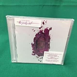 Nicki Minaj- The Pink print Album