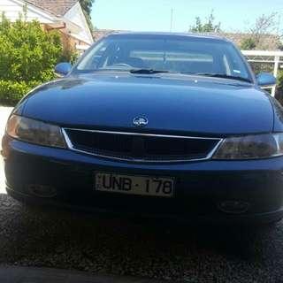 2001 Holden Vx Calais International