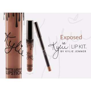 KylieLipKit by Kylie Jenner | Exposed