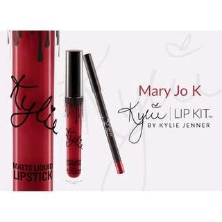 KylieLipKit by Kylie Jenner | Mary Jo K
