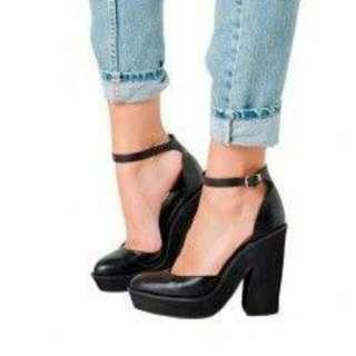 Windsor Smith Pow Heels