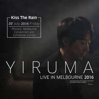Yiruma - Kiss The Rain (Voucher $30)