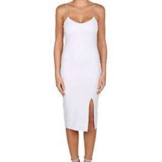 BNWT Kookai White Vogue Dress