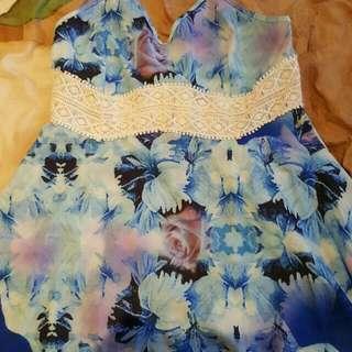 Baby Doll Summer Dress