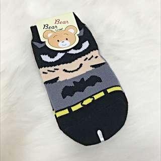 Superhero Socks- Batman (Kids)