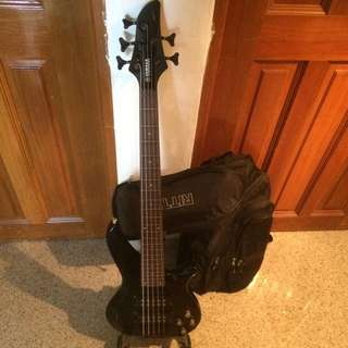 Yamaha RBX375 5-string Bass