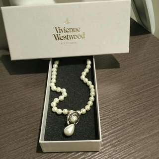 Vivienne Westwood Pearl Necklace