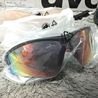 Uvex Sportstyle 103 Sunglasses With Three Lens