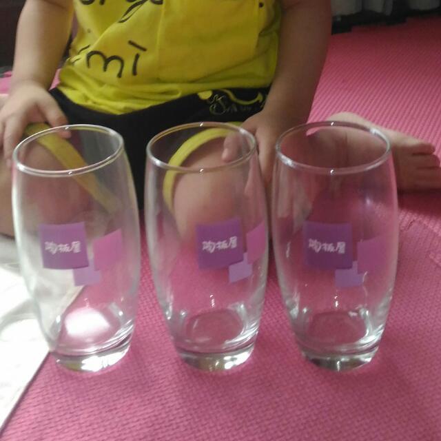 陶板屋 玻璃水杯