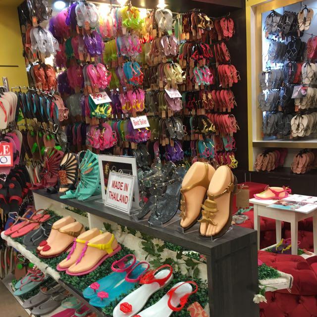 泰國爆款涼鞋 zhoehalala