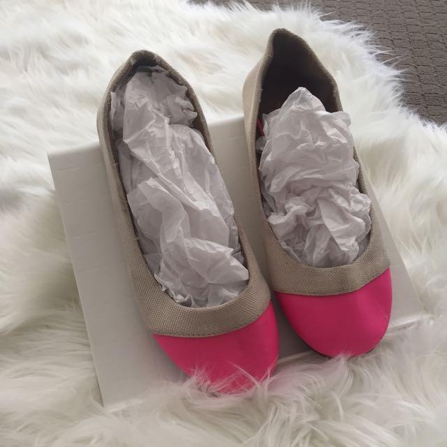 Ballet Flats Size8