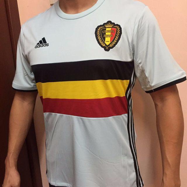 9e2753b37 Belgium Away Jersey EURO 2016