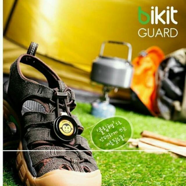 韓國正貨(現貨)韓國Bikit Guard 防蚊扣,防蚊鈕扣