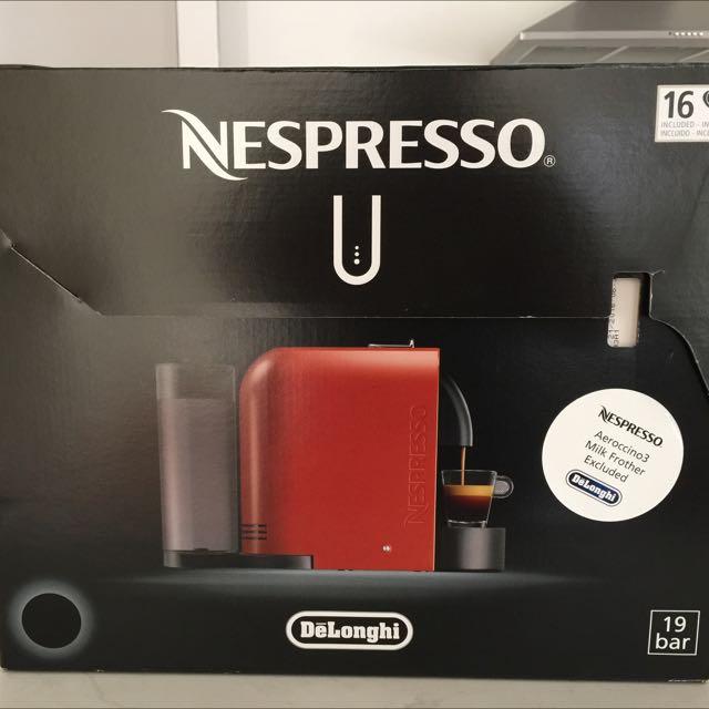 Brand New Delonghi Nepresso