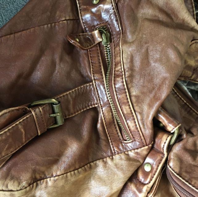 Brown Kate Hill Bag