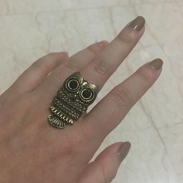 cincin burung hantu