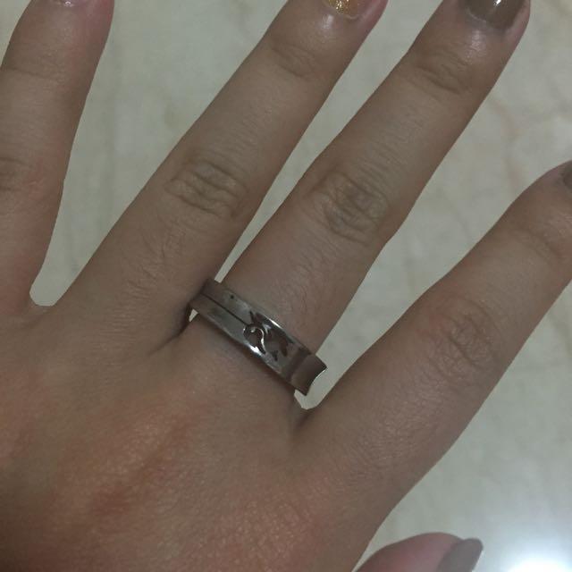 cincin silver polos