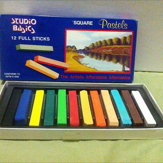 Colourful Pastel Set