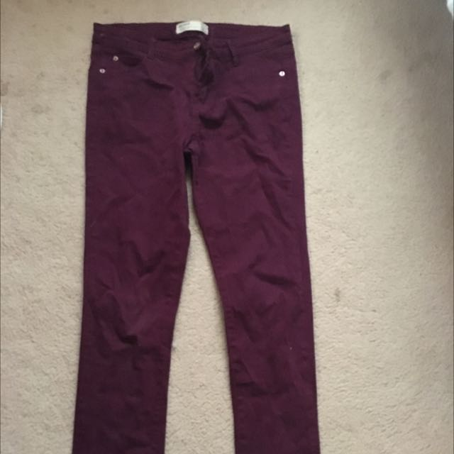Cotton On Skinny Jeans Size 14