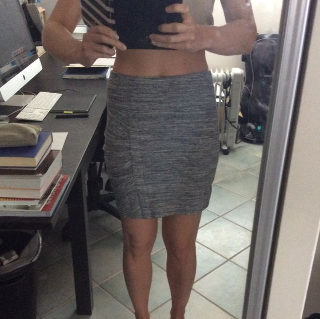 Country Road grey miniskirt