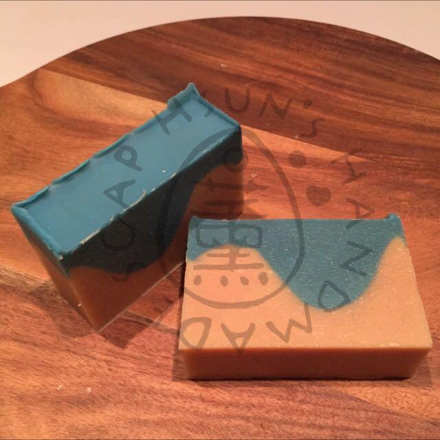 [Evening Primrose Rejuvenating Soap] 100% Naturally Handmade