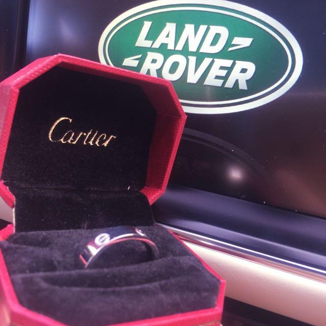 Fake Cartier Ring