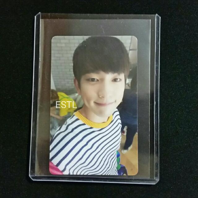 GOT7 Jr Jinyoung Just Right Fanmeet Ver B Photocard ...