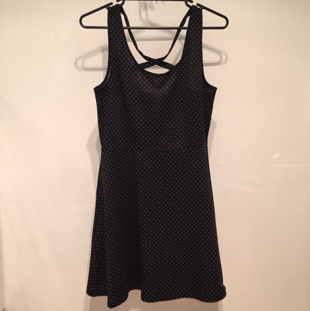 H&M Polka Dot Day Dress