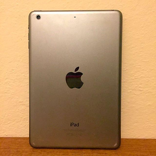 iPad Mini 2 32GB Wifi Only (Space Grey)