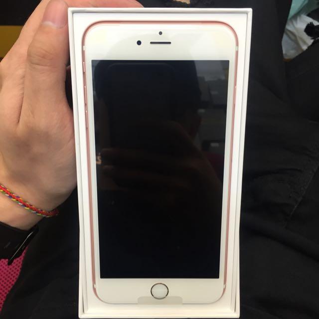 iPhone 6s+ 16G 粉
