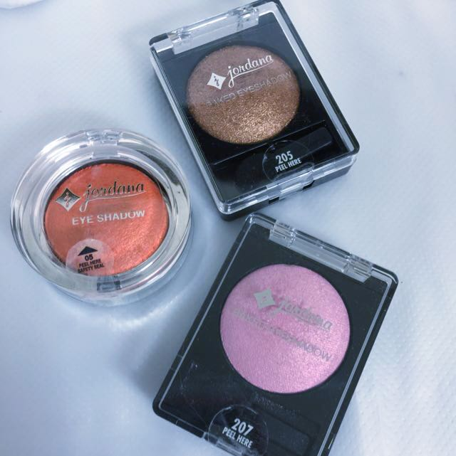 Jordana Eyeshadow Bundle