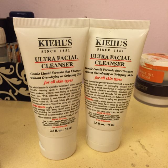 Kiehl's Ultra Face Cleaner