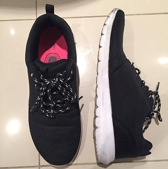 Kmart Black Shoes