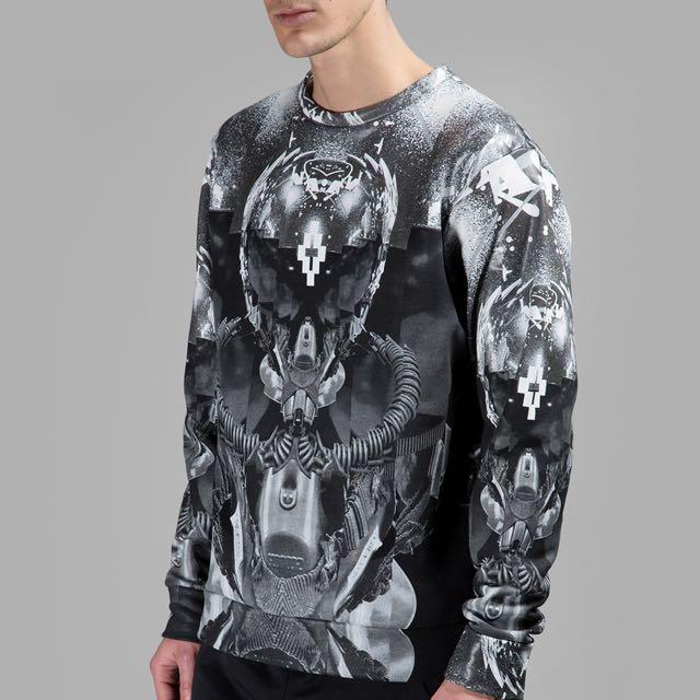 CHEAPEST IN CAROUSELL! Marcelo Burlon Authentic Sweatshirts