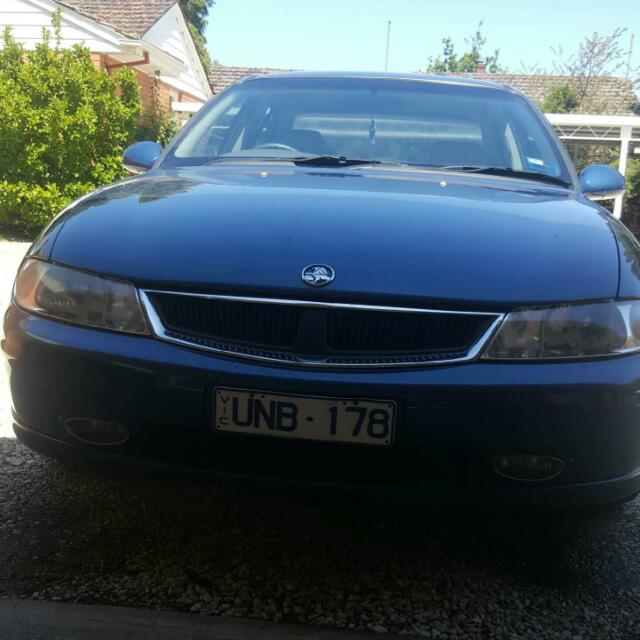 2001 Holden Vx Calais International