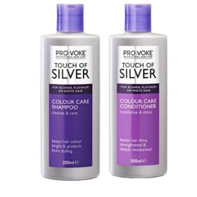 Provoke Sliver Shampoo