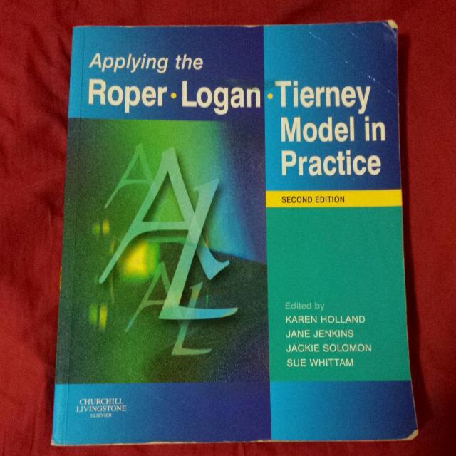 Roper Logan Tierney Model in practice