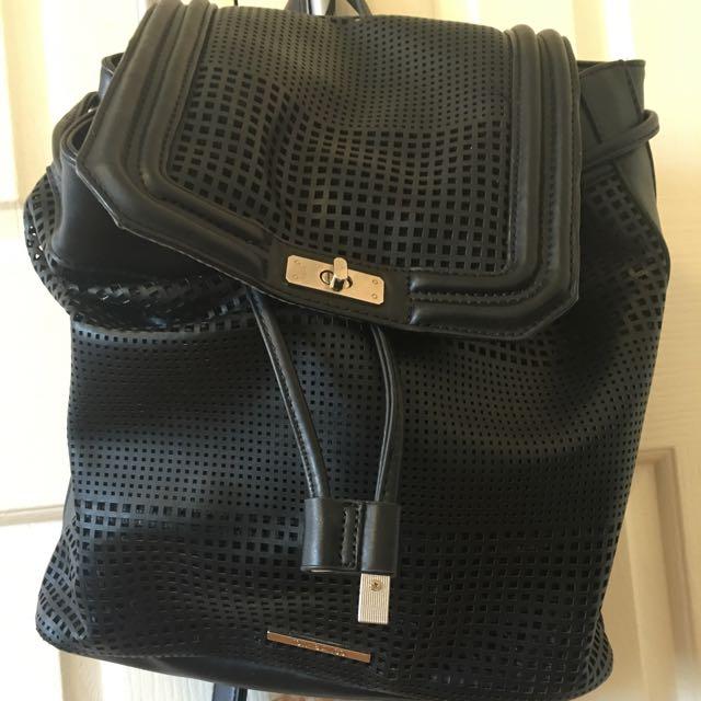 Tony Bianco Backpack Bag