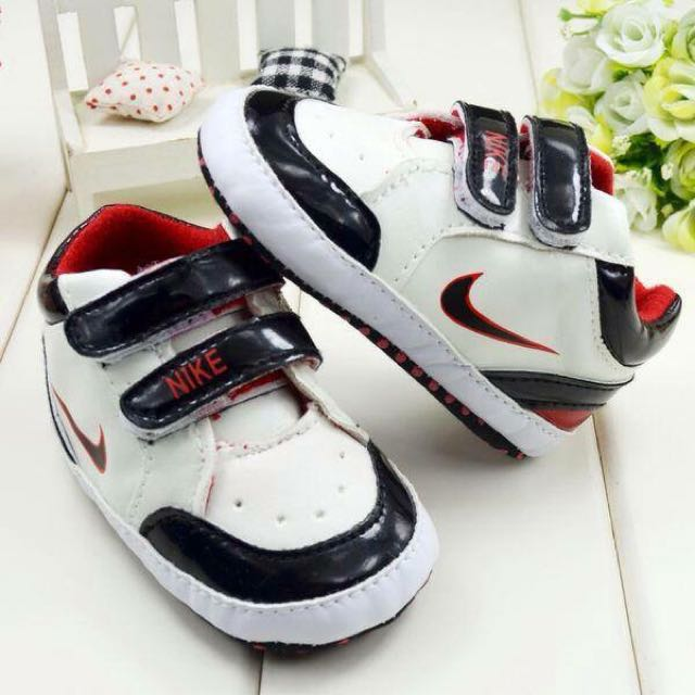 Velcro Nike Baby Shoes
