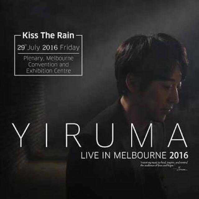 Yiruma - Kiss The Rain (Voucher $30)
