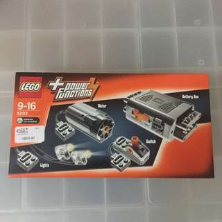 LEGO Power Functions Brand New Unopened!
