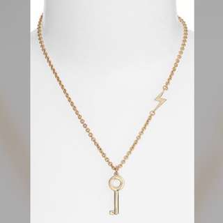 Marc By Marc Jacobs Key Necklace
